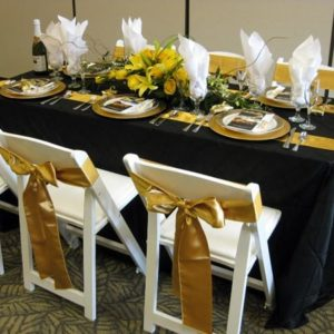Banquet & Square Tables